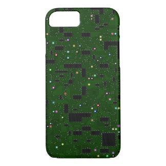 Green Circuit Board iPhone 8/7 Case