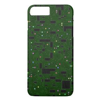 Green Circuit Board iPhone 8 Plus/7 Plus Case