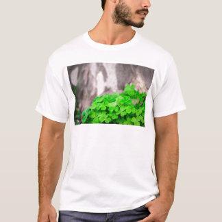 Green Clover Irish Sign T-Shirt
