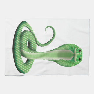 GREEN COBRA KITCHEN TOWEL