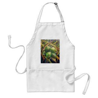 Green Coconuts Standard Apron