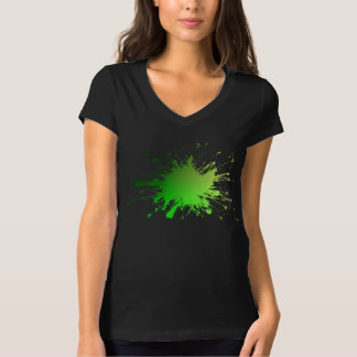 Green Color Explosion. Fresh Ts. T-Shirt