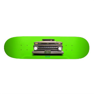 Green  Colorado Dead Rider Toasted Auto Skateboard