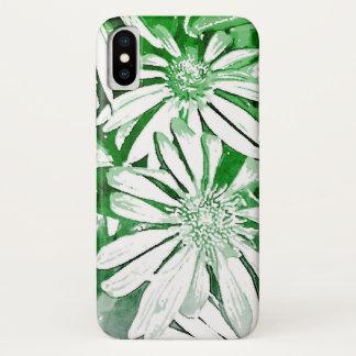 Green Coneflower Phone Case