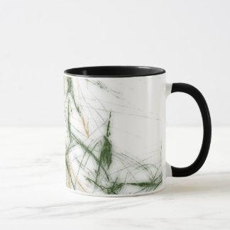 Green - cool mug