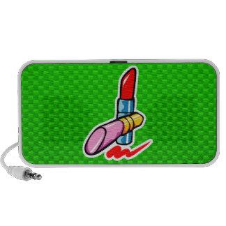 Green Cosmetics Notebook Speaker