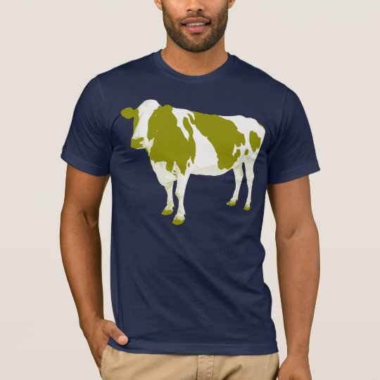 Green Cow Now T-Shirt