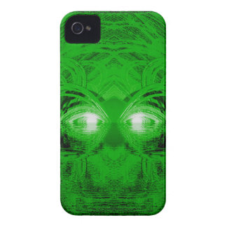 Green Creature of the Lake Case-Mate iPhone 4 Case
