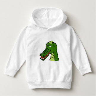 Green Crocodile - Toddler Sweater