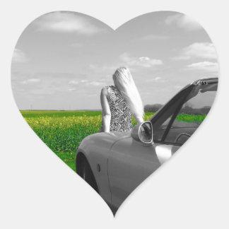 Green_crops.JPG Heart Sticker