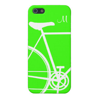 Green Cycle iPhone 5/5S Case
