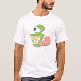 Green Cyclops Monster tee shirt
