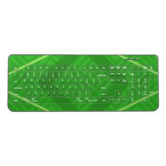 Green Diamond Keyboard