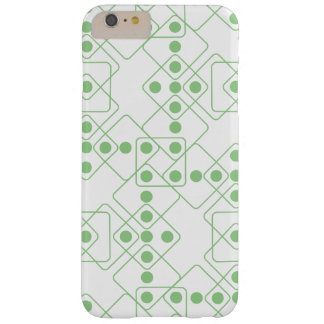 Green Dice Barely There iPhone 6 Plus Case