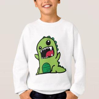 Green Dino Sweatshirt