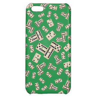 Green dominos iPhone 5C covers