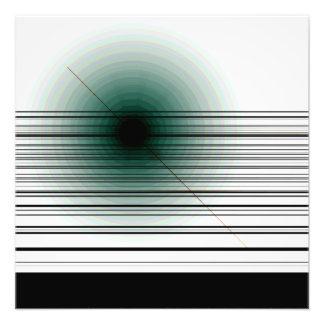 green dot photo print