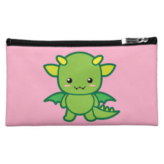 Green Dragon Cosmetic Bag