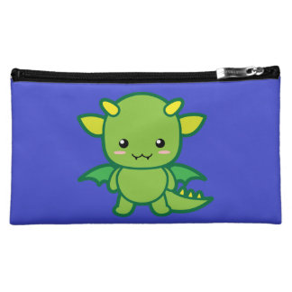 Green Dragon Cosmetic Bags