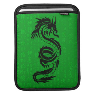 Green Dragon iPad Sleeve