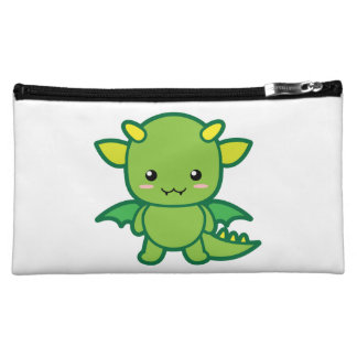 Green Dragon Makeup Bag