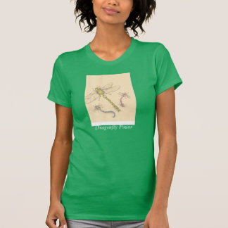 Green Dragonfly Shirt