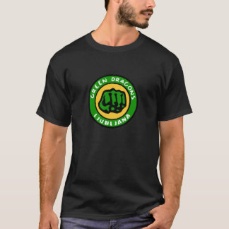 Green Dragonsn T-Shirt