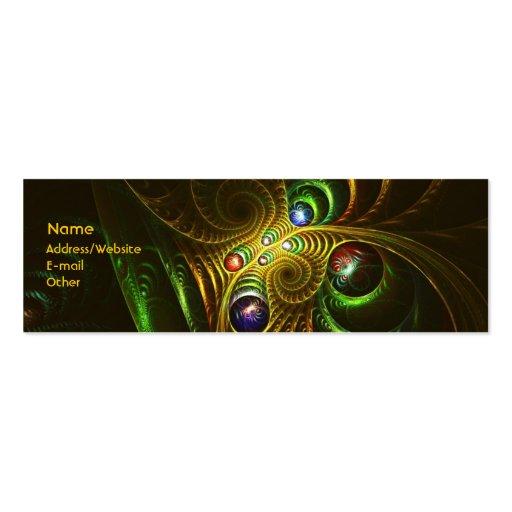 Green Dream Business Card Template
