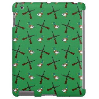 Green duck hunting pattern