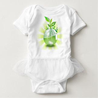 Green Earth Baby Bodysuit