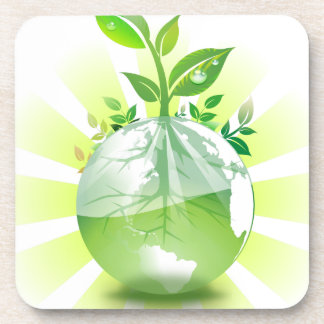 Green Earth Coaster