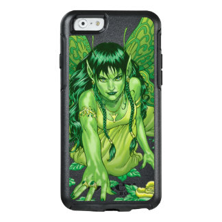 Green Earth Fairy Illustration by Al Rio OtterBox iPhone 6/6s Case