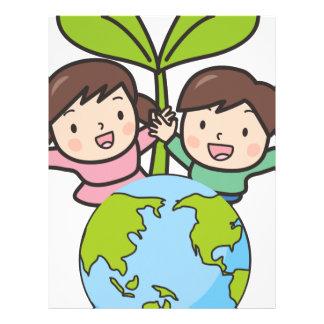 Green Earth Letterhead