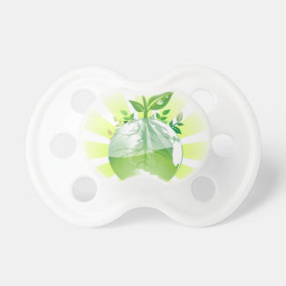 Green Earth Pacifier
