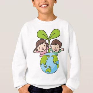 Green Earth Sweatshirt