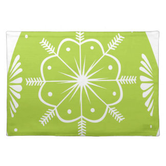 Green Easter Egg Placemat