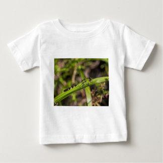 Green Eastern Pondhawk Dragonfly Baby T-Shirt