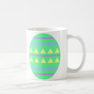 Green Egg Mug