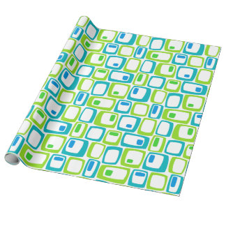 Green Eggs & Spambots Wrapping Paper