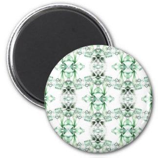 Green Emerald Magnet