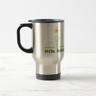 Green Energy Mug