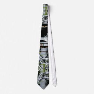 Green Engine Tie