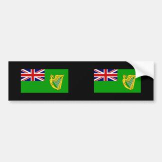 Green Ensign, Ireland Bumper Sticker