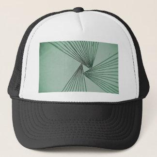 Green Explicit Focused Love Trucker Hat