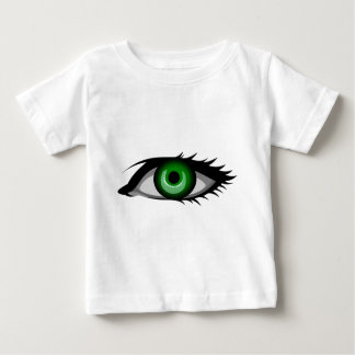 Green Eye Baby T-Shirt