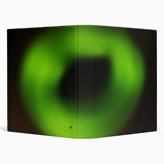 Green Eye Binders
