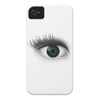 Green eye. iPhone 4 covers