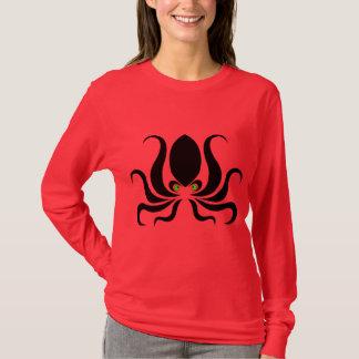 Green Eye Octopus Octopi T-Shirt