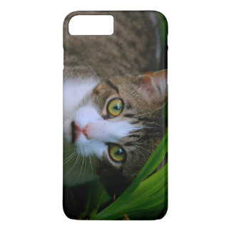 Green Eyed Kitty iPhone 7 Plus Case
