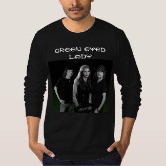 Green Eyed Lady Band Photo Promo T-Shirt